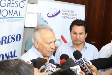Oliva socializa reformas a la Ley de Zonas Libres con Maquiladores