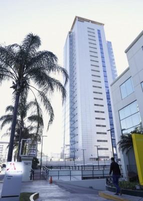 Inicia proceso de ocupación del Centro Cívico Gubernamental, la SAPP primera institución que se instala