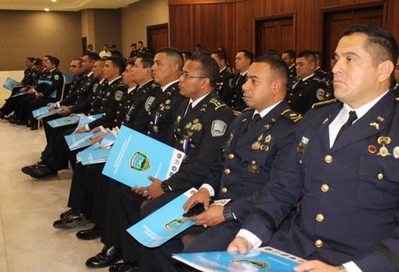Analizan estrategias policiales para alcanzar mejores niveles de efectividad y eficiencia