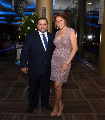 Edgardo Bueso y Gracia Aguilar