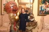 Momentos inolvidables celebrando el cumpleaños de doña Julieta Salem de Kattán