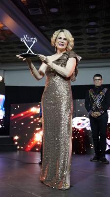 Feliciades a Paty Arias por su premio eXtra edicion Starshine 2020
