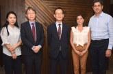 Fuertes expectativas con la visita del nuevo embajador de Corea del Sur a SPS