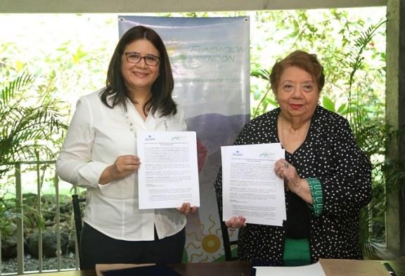 Gildan y Fundación Merendón firman convenio para la protección ambiental en tres comunidades de Choloma
