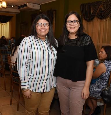 Gabriela Boquín y Siloé Escober