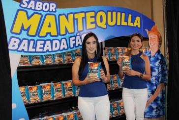 """Grupo Jaremar lanza al mercado su nueva """"Harina Baleada Fácil sabor Mantequilla"""" de Gold Star"""
