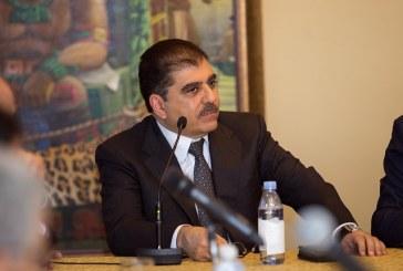 """""""La corrupción es uno de los grandes enemigos de la inversión"""": Jorge Faraj"""
