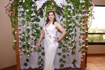 Andrea relata su historia de amor y se prepara para el gran día de bodas