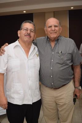 Jorge Bográn y Jack Kattán