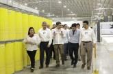 Presidente Hernández participa en inauguración de parque industrial San Juan Innovation Park en Choloma