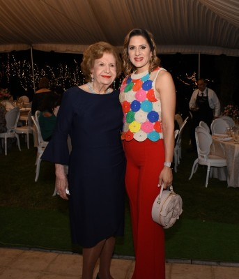 Julieta Kattán y Laura Massu