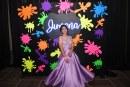 Una divertida Neon Party celebrando los 15 de Jimena