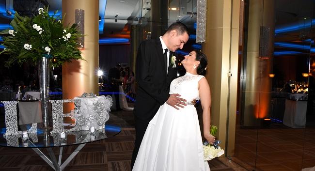 La boda Aguilar-Camacho: ¡sencillamente fabulosa!
