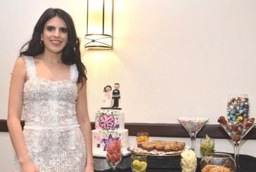 Daniela Lama protagoniza una despedida de soltera de inspiración primaveral