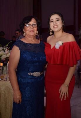 Lila López y Lila de Castejón.