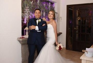 La boda de Andrea y Allan…el amor a primera vista ¡Sí existe!