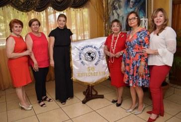 En el mes de la amistad ¡Así lo celebró el Club Internacional de Mujeres!