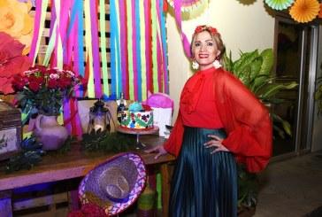 La mejor fiesta al estilo mexicano dedicada a Patty Girón