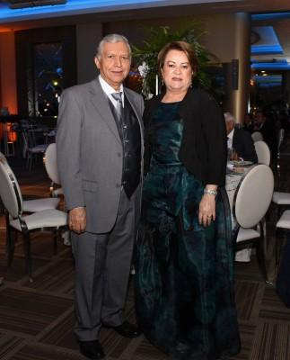 Rita Varela de Cerrato y Faustino Cerrato