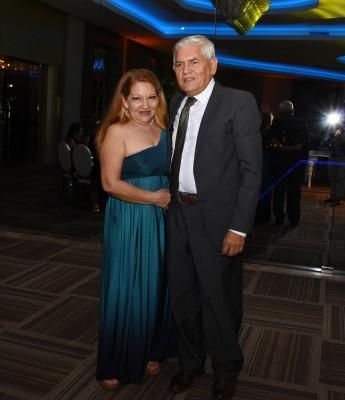 Ruth y César Cubas