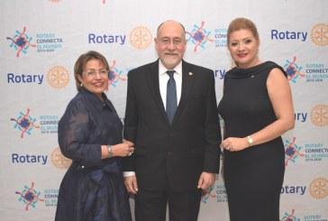 Rotary y su gran noche Socio Paul Harris