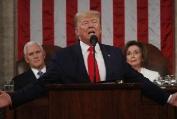 Trump celebra absolución del juicio político y amenaza con ser presidente 'por siempre'