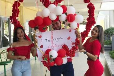 UTH celebra por todo lo alto el Día del  Amor y la Amistad