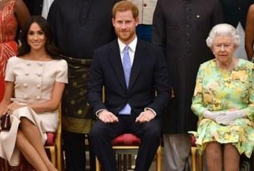 El primer castigo de la reina Isabel a Harry y Meghan Markle por abandonar la realeza