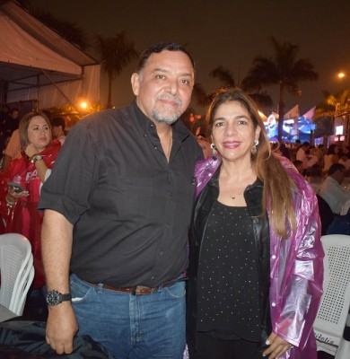 En el Festival Noche del Sabor 2020