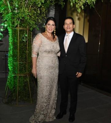 Allan y Karen de Palma