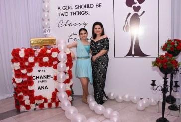 Isis y Ana Chiuz: grandiosa celebración ¡por partida doble!