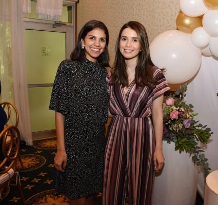 Ana Sofía Ordóñez y Alejandra Rodríguez