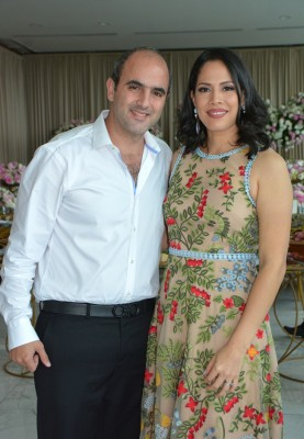 Andres y Janina Handal