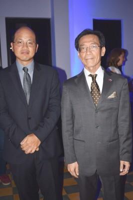 Antonio Liu y Benito Liao.