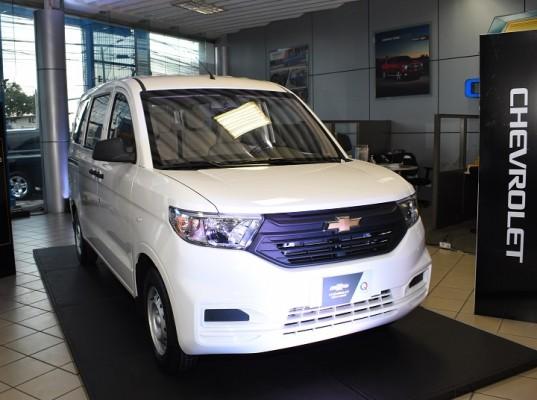 Chevrolet N400 panel y microbús 1 3