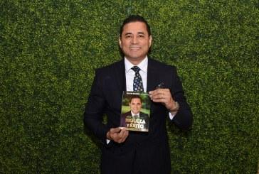 """Walter Romero presenta su nuevo libro """"Mentalidad de Riqueza y Éxito"""""""