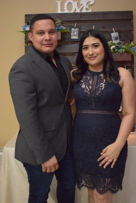 Carlos Mata y Dania Mata