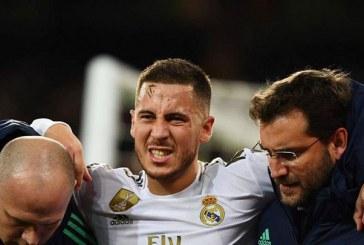 La estrella del Real Madrid Eden Hazard se someterá a una intervención quirúrgica en EEUU