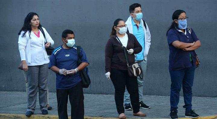 Sube a 13 los casos de coronavirus en El Salvador