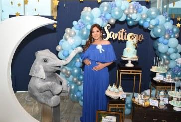 El inolvidable baby shower que le dio la bienvenida al pequeño Santiago Kattán