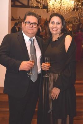 Ernesto y Mirna Pumpo.