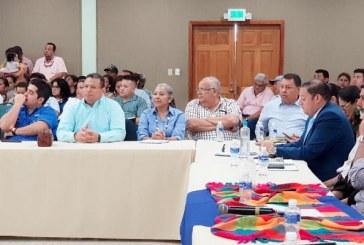 Fonac presenta iniciativa anticorrupción ante Consejo Regional de Desarrollo del Valle de Sula