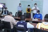 Designan Gimnasio Olímpico de SPS para atender pacientes con sintomatología de coronavirus