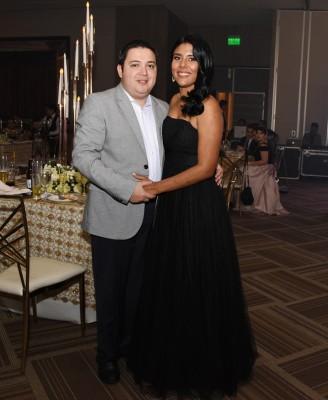 Héctor Cáceres y Gabriela de Cáceres
