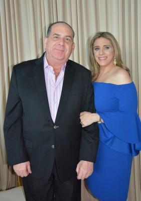 Héctor y Lorena Kattán