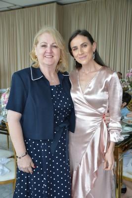 Ingrid Yacaman y Ericka Handal