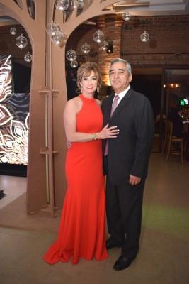 Irma y José Molina.