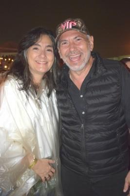 Ivonne y Ernesto Icaza