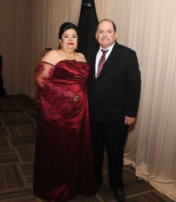 Juan Carlos y Maky Aguilar