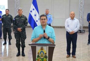 Operación Honduras Solidaria para entrega de alimentos inicia mañana miércoles